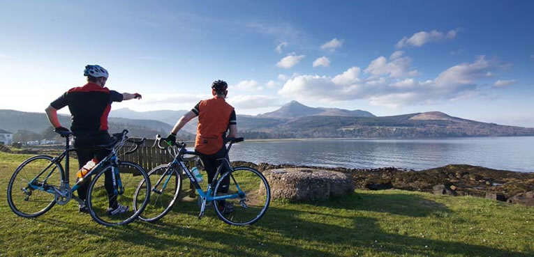 the burren and connemara bike hire package tour