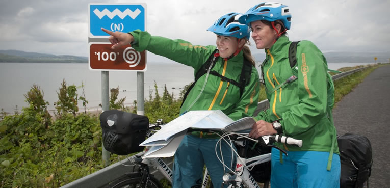wild atlantic way bike hire package tour